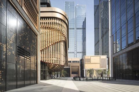 Fosters and Heatherwick Shanghai Bund project 3